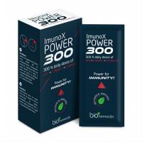 ImunoX POWER 300, maisto papildas, 14 pakelių