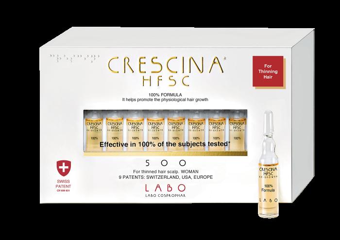 CRESCINA  RE-GROWTH HFSC 500 40 WOMAN