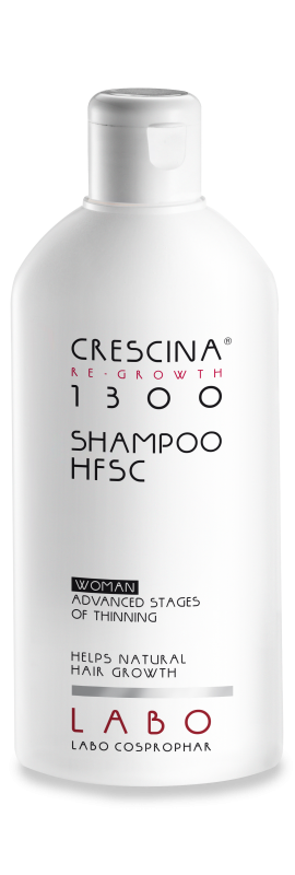 ŠAMPŪNAS CRESCINA RE-GROWTH HFSC 1300 WOMAN