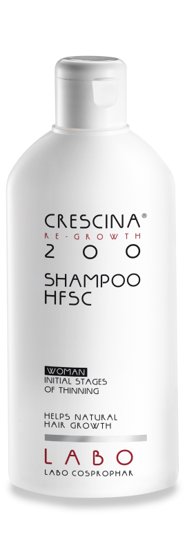 ŠAMPŪNAS CRESCINA RE-GROWTH HFSC 200 WOMAN