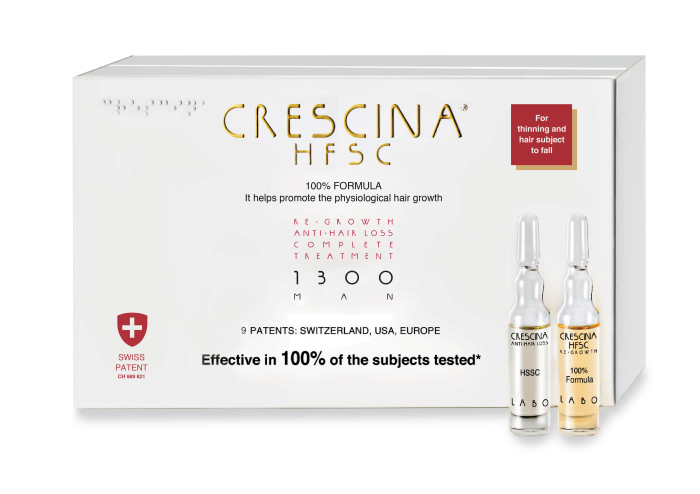 CRESCINA RE-GROWTH HFSC 1300 MAN kompleksas