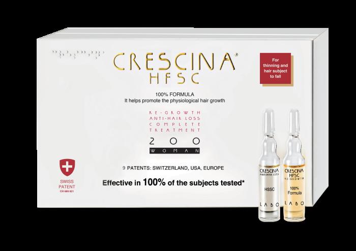 CRESCINA RE-GROWTH HFSC 200 WOMAN kompleksas